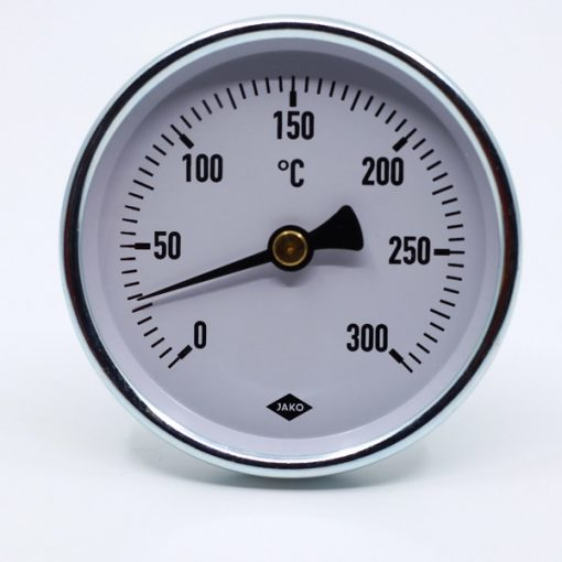 Thermometer rookoven